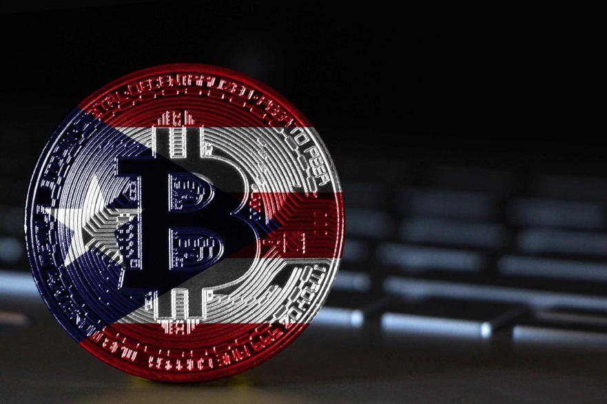 blockchain in puerto rico